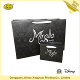 Роскошной напечатанный таможней мешок бумаги с покрытием подарка (JHXY-PB16041302)