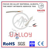 Pulsar la fibra de cerámica de T aislada/tejido el cable de la remuneración del termocople