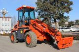 Telescopische Boom Small Wheel Loader (HQ915T) met Ce