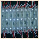 Puate d'étanchéité transparente électronique constitutive des silicones deux