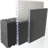 Bestellte die Aluminiumbienenwabe voraus, die für Zwischenlage-Panel-Wand-Möbel-Partition-Türen verwendet wurde