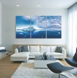 Peinture à l'huile acrylique moderne à la décoration intérieure 2016