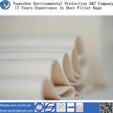 PPS van de goede Kwaliteit de Naald Gevoelde Filter van de Zak van de Samenstelling voor de Installatie van het Cement