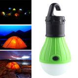 Lampe extérieure de lanterne de pêche de lumière molle arrêtant l'ampoule de tente campante de DEL
