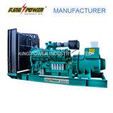 elektrischer Dieselgenerator 600kw/750kVA mit Marathon-Drehstromgenerator