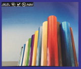 Alta membrana decorativa brillante de PETG