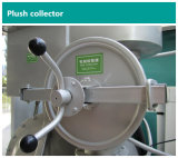 El uso comercial arropa la máquina limpia seca del equipo