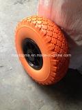 중국 질 외바퀴 손수레 PU 거품 바퀴