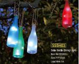 Bottle solare String Light con 25PCS Micro-LED