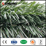Sunwing Green Plastic Artificial Bamboo Fence für Outdoor Garten