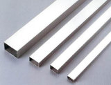 Tubo rettangolare senza giunte dell'acciaio inossidabile di alta qualità