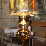 De uitstekende Decoratieve Bevindende Staand lamp van het Ijzer met de Schaduw van pvc