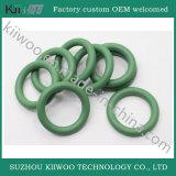 Уплотнения колцеобразного уплотнения силиконовой резины качества еды плоские