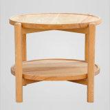 Tabla de té de madera sólida de los muebles caseros del diseño
