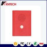 Kntech 1台の大きいボタンKnzd-13の工場上昇の通話装置のエレベーターまたは地下鉄の緊急時の電話