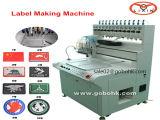 Automatische Zachte Rubber het Uitdelen van het Flard Machine 12 Kleur