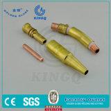 Kingq Panasonic 200 MIG Schweißens-Fackel mit Kontakt-Spitze, Düse für Schweißgerät