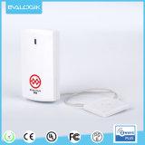 Z-Onduler le détecteur choquant sensible intelligent pour la garantie à la maison (ZW105)
