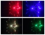16PCS CREE RGBW 4 в 1 свете СИД Moving головном