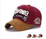 Шлемы бейсбольных кепок вышивки хлопка осени Summer& вскользь