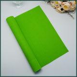 PVC Placemats de vinyle de Tableau vert de qualité
