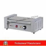 Machine électrique de hot-dog d'acier inoxydable (WHD-5)