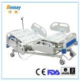 Больничная койка 5-Функции электрическая с УПРАВЛЕНИЕ ПО САНИТАРНОМУ НАДЗОРУ ЗА КАЧЕСТВОМ ПИЩЕВЫХ ПРОДУКТОВ И МЕДИКАМЕНТОВ ISO13485 Ce: 2003