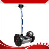 Eléctrica Dos ruedas eléctrica Equilibrio Surf Kick Scooter con Manillar