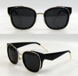 Gafas de sol plásticas de la manera del diseñador a estrenar para las mujeres/señora (DP1268YZ)
