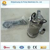 Bomba de aguas residuales sumergible del acero inoxidable