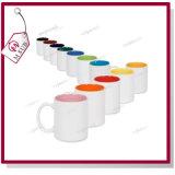 innerer Farben-Becher der Sublimation-11oz mit kundenspezifischem Entwurfs-Drucken