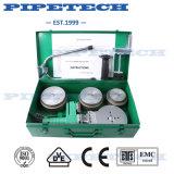 Máquina/tubo de la fusión de la soldadora/del tubo del tubo del HDPE que articula la máquina