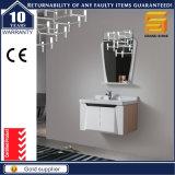 Vanidades lujosas modernas del cuarto de baño del MDF del diseño de Foshan