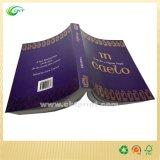 Impressão do livro de tampa macia com impressão de cor cheia (CKT-CB-610)