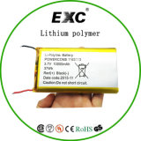 Super capacité 37Wh Batterie Lithium Polymer 10000mAh Batterie
