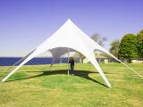 Tente extérieure pliable imperméable à l'eau d'étoile de partie