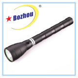3W CREE brillante linterna recargable impermeable LED