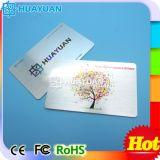 Cartão esperto metálico do ISO 15693 RFID ICODE SLI do PVC 13.56MHz de HUAYUAN