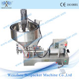 Pneumatic Semi-Auto Juice Liquid Filling Machine Preço
