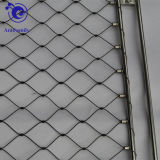 مرنة [ستينلسّ ستيل] [هندمد] حبل شبكة