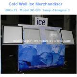 Cer genehmigte einfrierendes eingesacktes Eisspeicher-Sortierfach mit Firmenzeichen-Gestaltungsarbeit