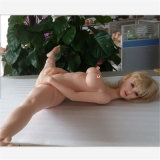 Pequeña muñeca inglesa del sexo de la muchacha de la alta calidad (los 145cm)