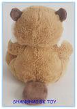 캐나다 동물성 견면 벨벳 Nutria 해리 주문 기념품 견면 벨벳 장난감