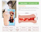Vagin artificiel de silicones du best-seller pour la masturbation Ij-S10056 des hommes