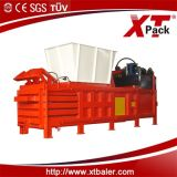 China Xtpack Semi Automatic Baler Machine für Comressing Paper