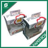 Gedrucktes Popcorn White Card Box mit Best Quality