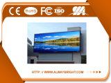RGB al aire libre SMD P8 LED que hace publicidad de la pantalla de visualización