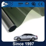 Отсутствие пленки подкраской окна ясности 35% пузыря черной металлизированной