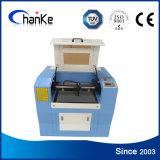 Máquinas de gravura de madeira do laser de Samll com Ce/FDA