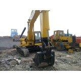 Verwendeter Exkavator KOMATSU-PC200-5 Exkavators des KOMATSU-PC200-5